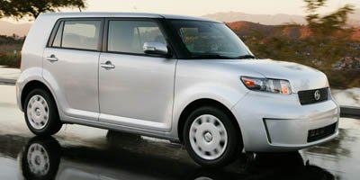 2008 Scion xB  Traction Control Stability Control Front Wheel Drive Tires - Front Performance T