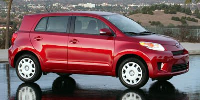 2008 Scion xD 5DR SDN AT Front Wheel Drive Tires - Front All-Season Tires - Rear All-Season Whee