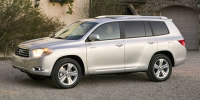 2008 Toyota Highlander Limited 10-way power adjustable drivers seat 270 horsepower 35 liter V6 D