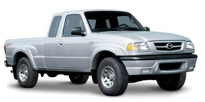 2007 Mazda B-Series 2WD Truck DS Rear Wheel Drive Bed Liner Tires - Front All-Terrain Tires - Re