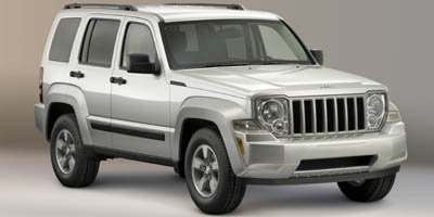 2008 Jeep Liberty Sport Traction Control Stability Control Four Wheel Drive Tires - Front All-Se