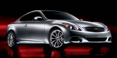 2008 Infiniti G37 Coupe  Gas V6 3.7L/225