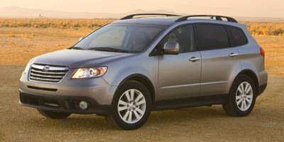 2008 Subaru Tribeca 5-Pass Ltd All Wheel Drive Brake Assist Tires - Front Performance Tires - Re