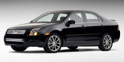 2008 Ford Fusion SE | FWD | 2.3L 4CYL 4dr Sdn I4 SE FWD Gas I4 2.3L/140 [9]