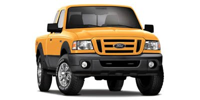 2008 Ford Ranger  Rear Wheel Drive Tires - Front All-Season Tires - Rear All-Season Temporary Sp