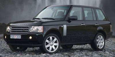 2008 Land Rover Range Rover SC Supercharged LockingLimited Slip Differential Traction Control F