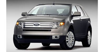 2008 Ford Edge Limited LIMITED SERIES ORDER CODE All Wheel Drive Traction Control Stability Cont