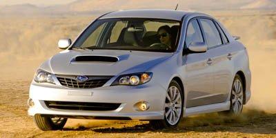 2008 Subaru Impreza Sedan WRX w/Sat/Nav