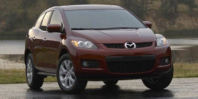 2008 Mazda CX-7 Touring Turbocharged Traction Control Stability Control Tires - Front All-Season