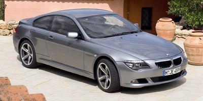 2008 BMW 6 Series 650i 2dr Cpe 650i Gas V8 4.8L/293 [0]