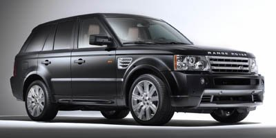 2008 Land Rover Range Rover Sport SC Supercharged Traction Control Four Wheel Drive Tow Hitch A