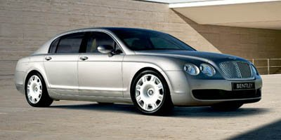 2008 Bentley Continental Flying Spur  Turbocharged LockingLimited Slip Differential Traction Con