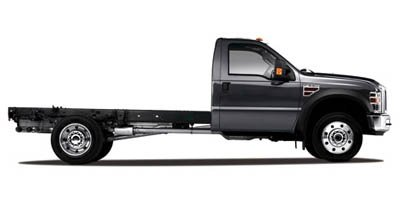 2008 Ford Super Duty F-450 DRW XL