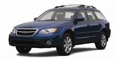 2008 Subaru Outback 2.5i 5dr Wgn Auto 2.5i Gas Flat 4 Cyl 2.5L/150 [22]