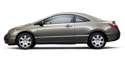 2008 Honda Civic Coupe LX