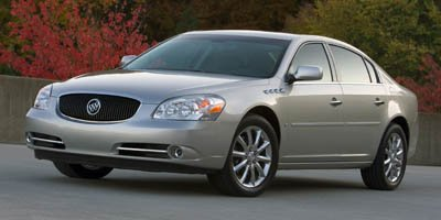 2008 Buick Lucerne CXS Multi-Zone AC Heated Mirrors Power Mirrors Power Passenger Seat Auto-