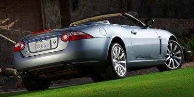 2008 Jaguar XK L Rear Wheel Drive Active Suspension Traction Control Stability Control Tires -