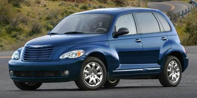 2008 Chrysler PT Cruiser Sport Wagon Front Wheel Drive Tires - Front All-Season Tires - Rear All-