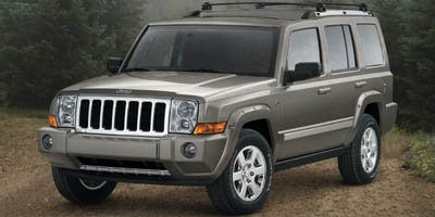 Used 2008 Jeep Commander - Lumberton NC