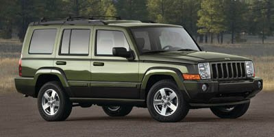 2008 Jeep Commander Sport 26R SPORT CUSTOMER PREFERRED ORDER SELECTION PKG  -inc 37L V6 engine  5