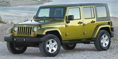 2008 Jeep Wrangler Unlimited Sahara 23G UNLIMITED SAHARA CUSTOMER PREFERRED ORDER SELECTION PKG  -i