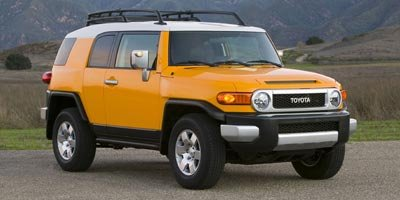 2008 Toyota FJ Cruiser 4DR 4WD AT Traction Control Stability Control Four Wheel Drive Tires - Fr