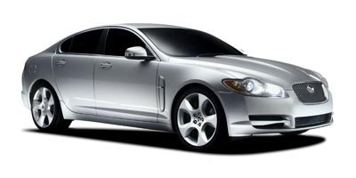 2009 Jaguar XF Premium Luxury Rear Wheel Drive Power Steering ABS 4-Wheel Disc Brakes Aluminum