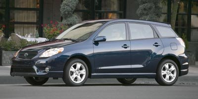 2008 Toyota Matrix  Front Wheel Drive Tires - Front Performance Tires - Rear Performance Tempora