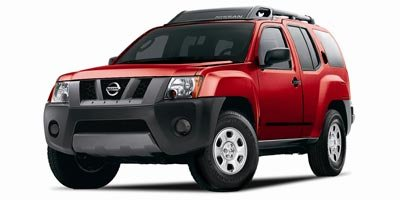 2008 Nissan Xterra SE Rear Wheel Drive Tow Hooks Tires - Front All-Season Tires - Rear All-Seaso