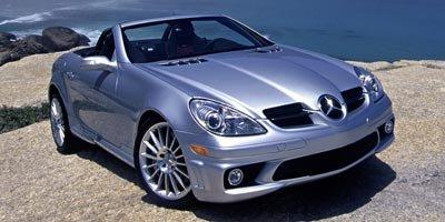 2008 Mercedes-Benz SLK-Class 5.5L AMG 2dr Roadster 5.5L AMG Gas V8 5.5L/332 [2]