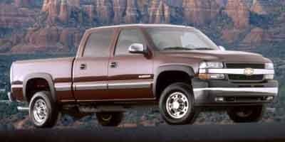 2001 Chevrolet Silverado 2500HD  Four Wheel Drive Tow Hooks Tires - Front All-Season Tires - Rea