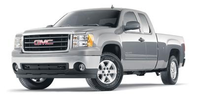 2008 GMC Sierra 1500 SLE1 Rear Wheel Drive Power Steering Chrome Wheels Tires - Front All-Season