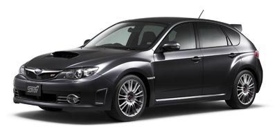 2008 Subaru Impreza Wagon Natl STI Turbocharged Traction Control Stability Control LockingLim