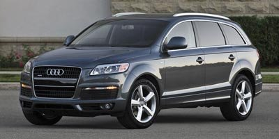 2008 Audi Q7 36L Premium Traction Control Stability Control All Wheel Drive Tow Hitch Tires -