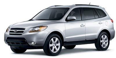 2008 Hyundai Santa Fe  Gas V6 3.3L/204 [0]