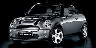 2008 MINI Cooper Convertible S Supercharged Traction Control Stability Control Front Wheel Drive