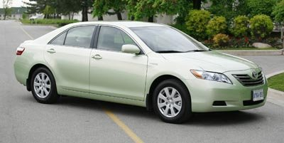 Used 2009 Toyota Camry Hybrid in Simi Valley, CA