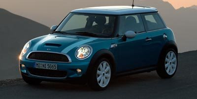 2008 MINI Cooper Hardtop S Turbocharged Traction Control Stability Control Front Wheel Drive Ti