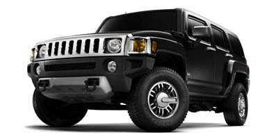 2008 HUMMER H3 SUV Alpha BOULDER GRAY METALLIC ENGINE  53L V8 MFI  300 HP 2237 KW  5200 RPM