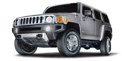 2008 HUMMER H3 AWD Traction Control Stability Control Four Wheel Drive Power Steering Aluminum