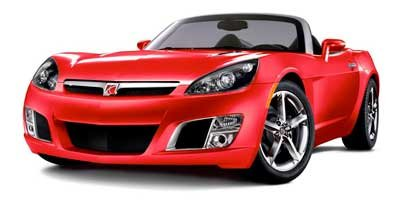 2008 Saturn Sky Red Line Turbocharged LockingLimited Slip Differential Rear Wheel Drive Power S
