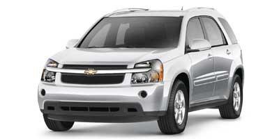 2008 Chevrolet Equinox C Front Wheel Drive Power Steering Aluminum Wheels Tires - Front All-Seas