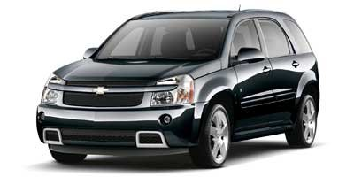 2008 Chevrolet Equinox Sport 264 horsepower 36 liter V6 DOHC engine with variable valve timing 4