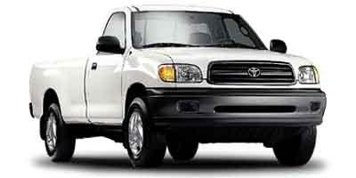 2001 Toyota Tundra  Gas V6 3.4L/206 [9]