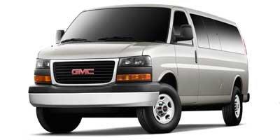 """2008 GMC Savana Cargo Van Work Van RWD 2500 155"""" Gas V8 4.8L/294 [12]"""