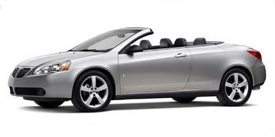 2008 Pontiac G6 GT 2dr Conv GT Gas V6 3.5L/213 [1]