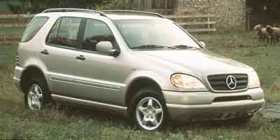 2000 Mercedes-Benz M-Class AWD | CLEARANCE SPECIAL  Gas V6 3.2L/195 [0]