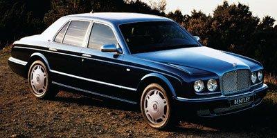 2009 Bentley Arnage R Turbocharged Rear Wheel Drive Air Suspension Power Steering 4-Wheel Disc
