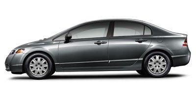 2009 Honda Civic Sedan DX