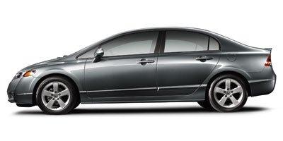 2009 Honda Civic Sdn LX-S 4dr Auto